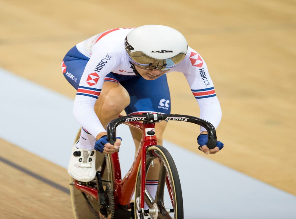 <p>Katie Archibald expects the women's team pursuit world record to be broken at the Tokyo Olympics (Ian Rutherford/PA)</p>