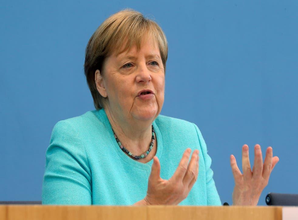 Virus Oubreak Germany