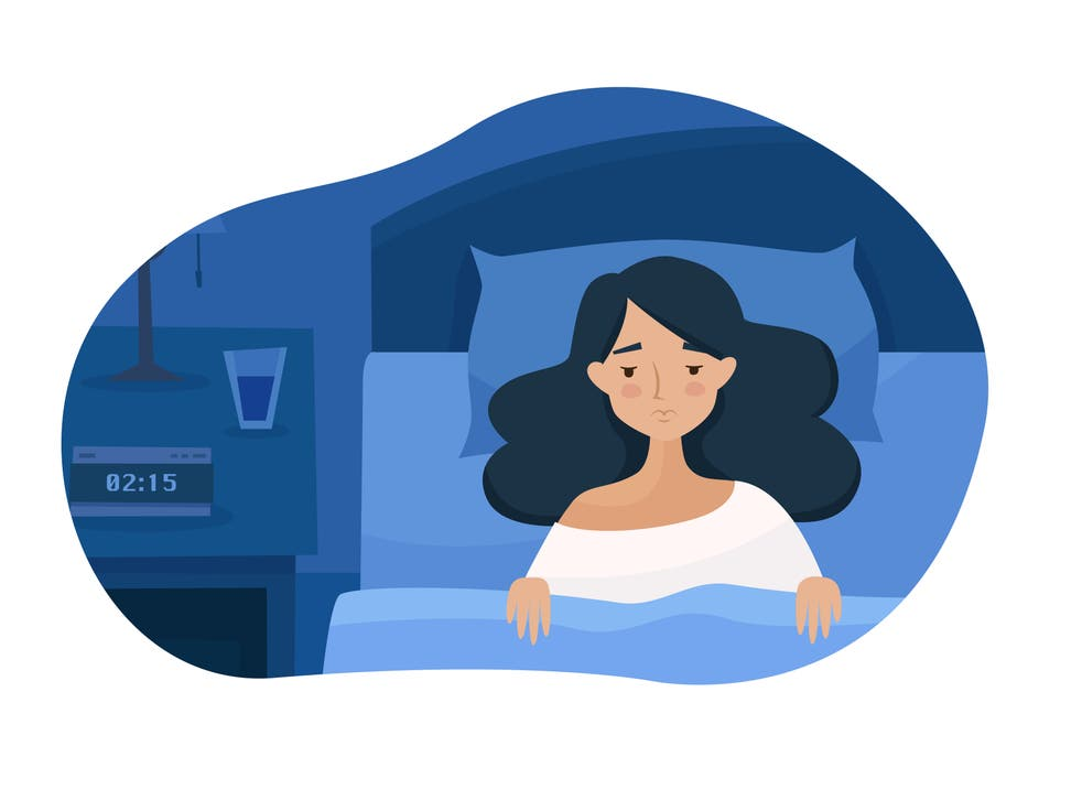 <p>Dark time: Don't let insomnia rule your life</p>