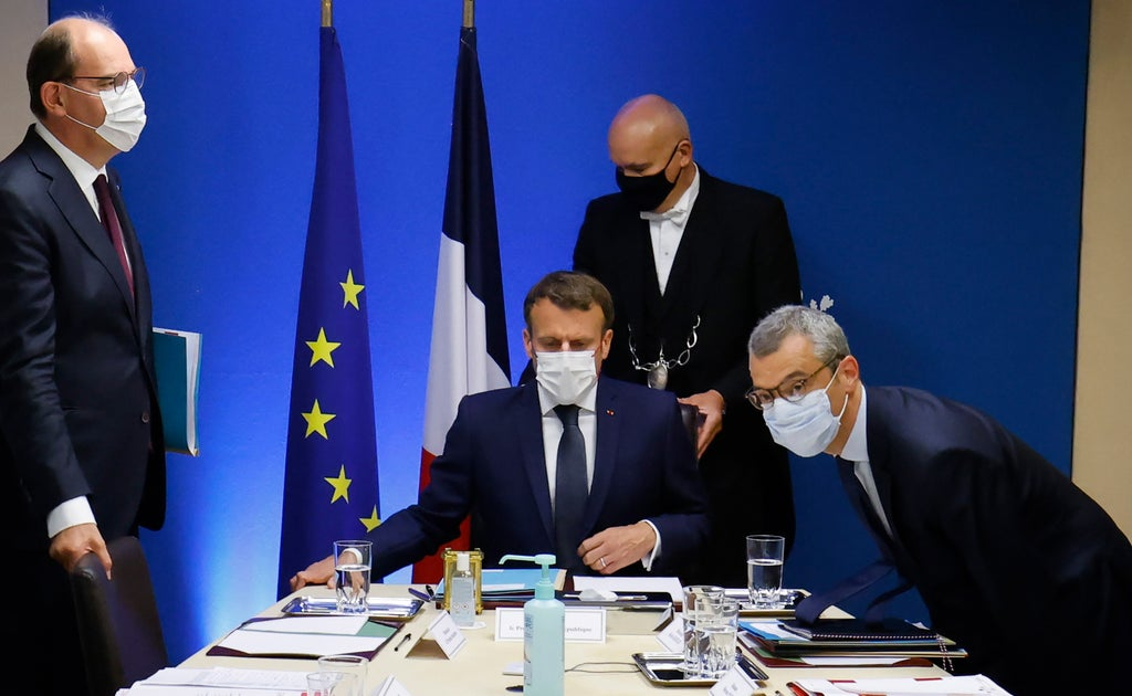 Macron holds emergency cybersecurity meeting over Pegasus revelations as governments scramble to respond