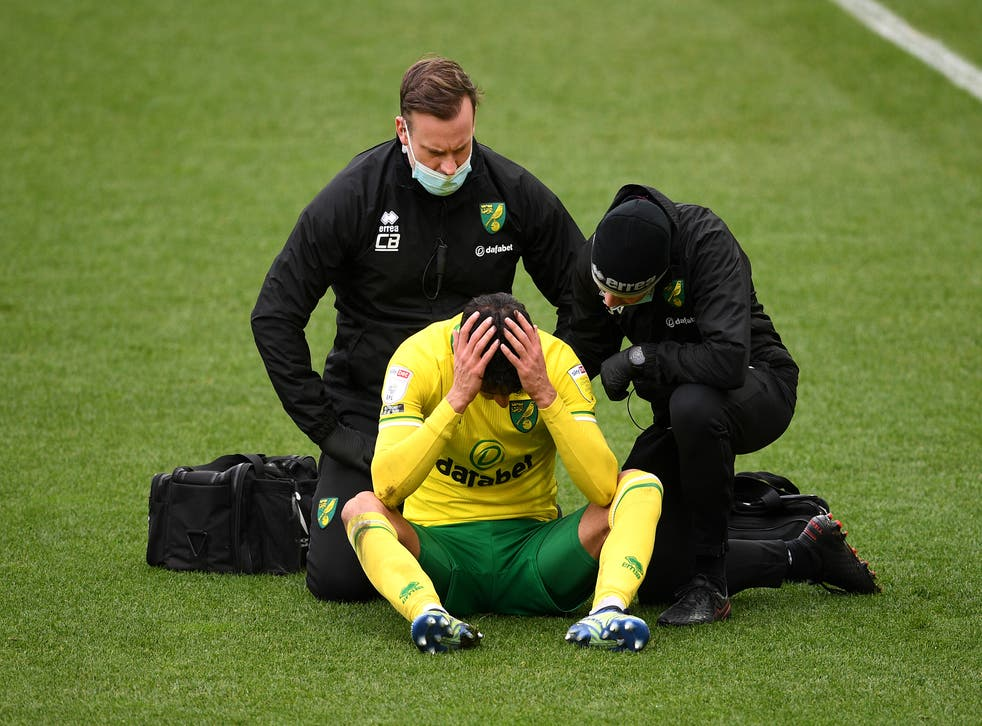 <p>The PFA has said it will work hard to improve safety for players with regards to head injuries (Joe Giddens/PA)</p>