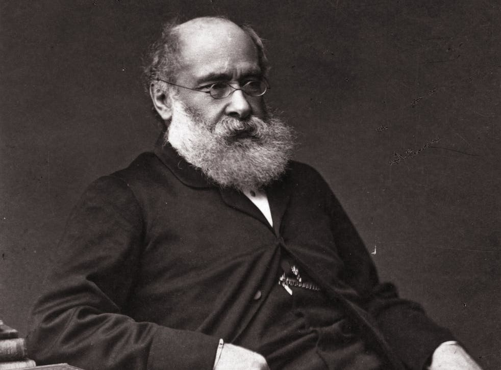 <p>Anthony Trollope, circa 1875 – the year 'The Way We Live Now' was published</p>