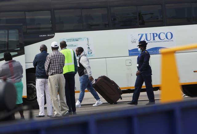 Zimbabwe Britain Deportations