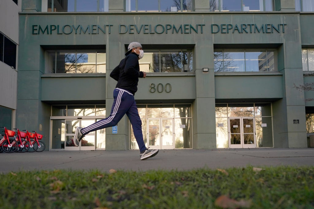 California makes change to pay unemployment benefits faster Urban California Fresno Republican Gavin Newsom