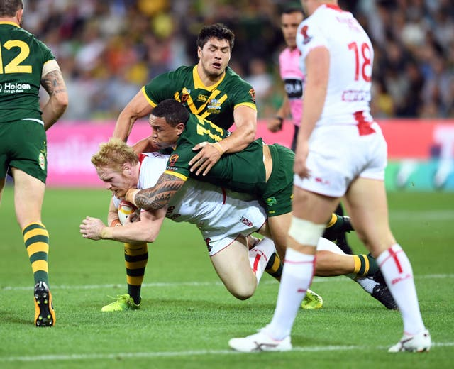 <p>The group representing Australia's rugby league players has criticised the decision by Australia and New Zealand (NRL Photos/PA)</p>