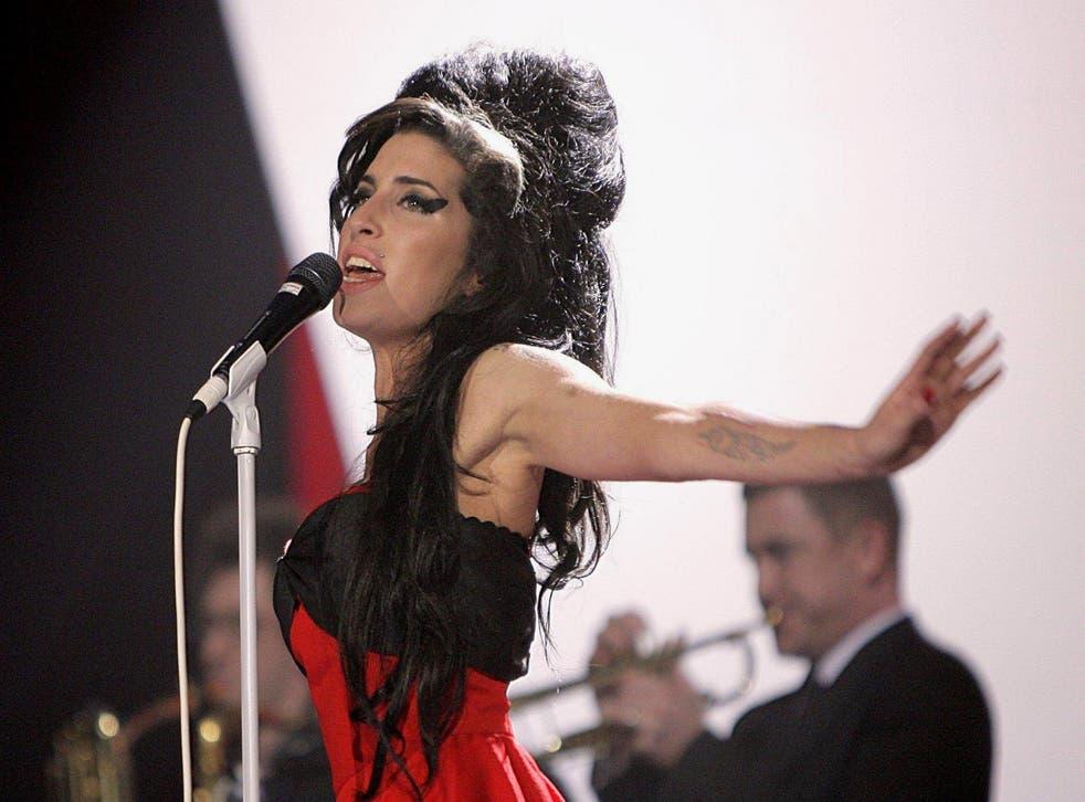 Amy Winehouse embraced vintage style (Yui Mok/PA)