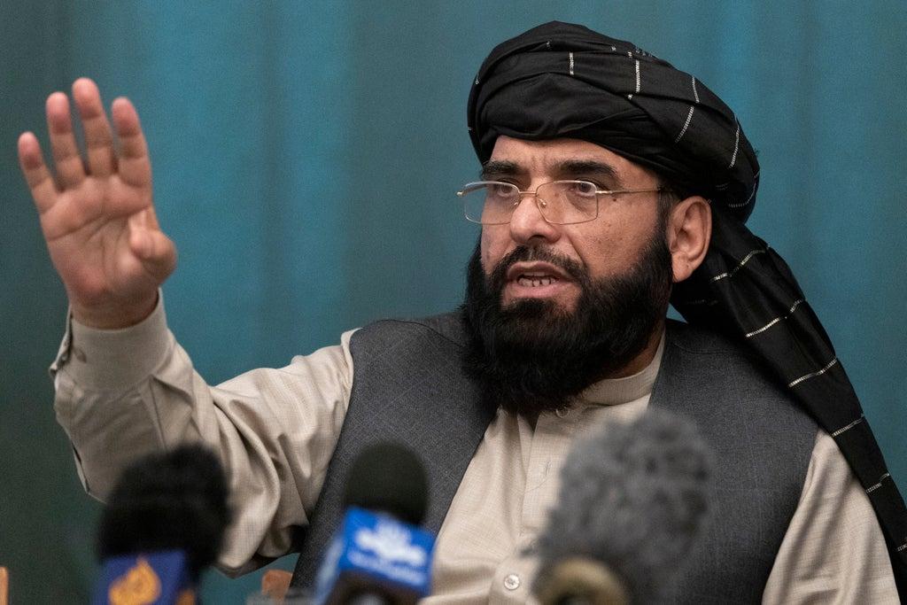 To reach a peace deal, Taliban say Afghan president must go Kandahar Islamic State Nato Washington Pentagon