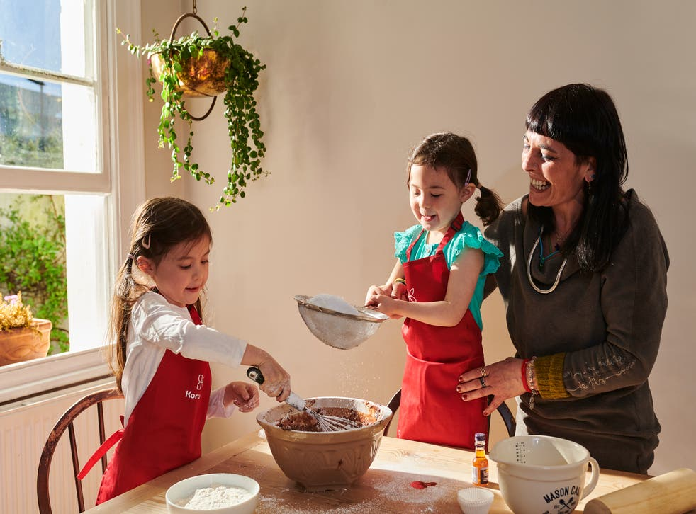Baking with kids can help them learn over the summer (Koru Kids/PA)