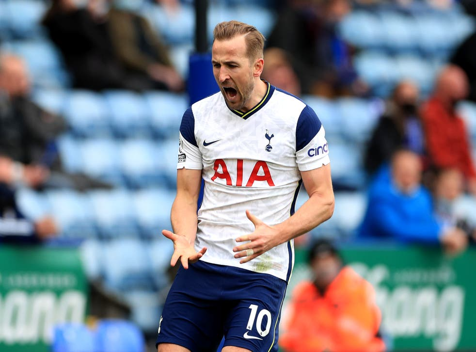 <p>Tottenham have no plans to sell Harry Kane this summer (Mike Egerton/PA)</p>