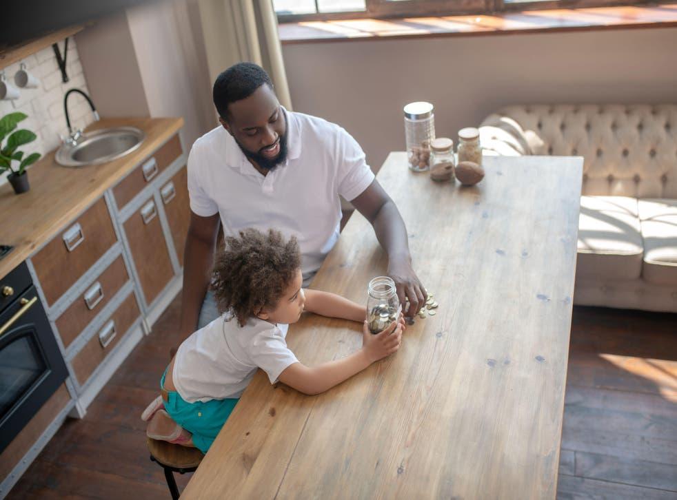 Help your kids get money confident (Alamy/PA)