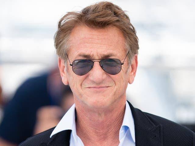 <p>Sean Penn</p>