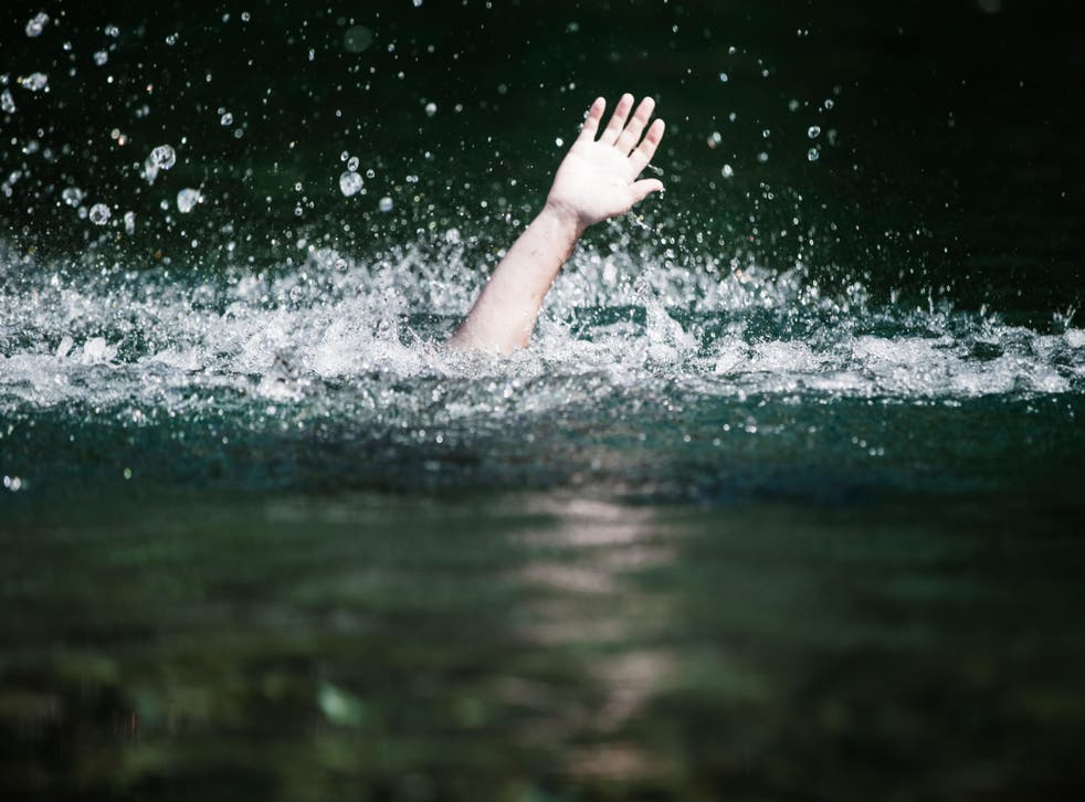 <p>Even experienced swimmers can struggle in open water (Alamy/PA)</p>