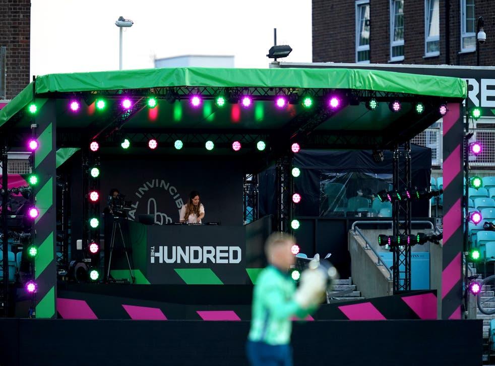 <p>The Hundred made a promising start at The Kia Oval (John Walton/PA)</p>