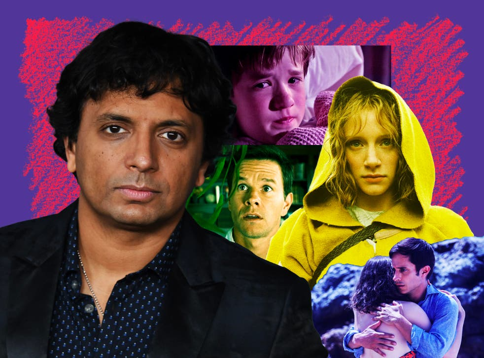 <p>Comeback kid: M Night Shyamalan and some of his greatest hits</p>