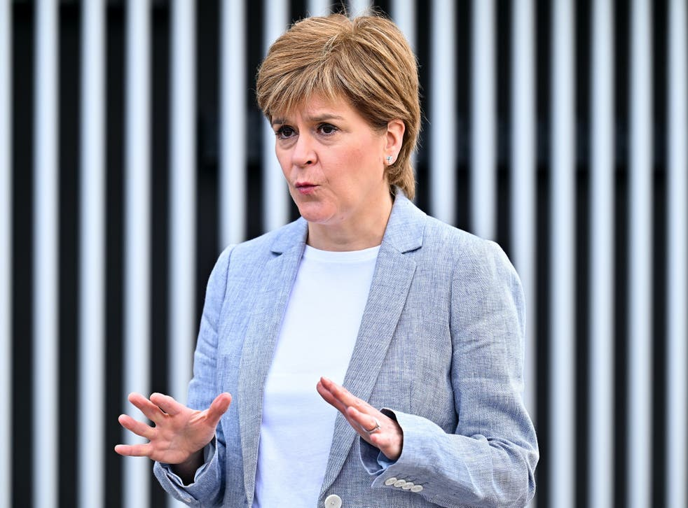 <p>The first minister hasn't even used the powers she already has</p>
