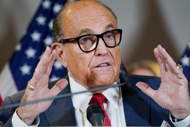 Giuliani Law License Suspended Explainer