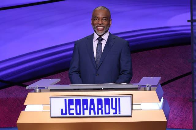 TV Jeopardy LeVar Burton