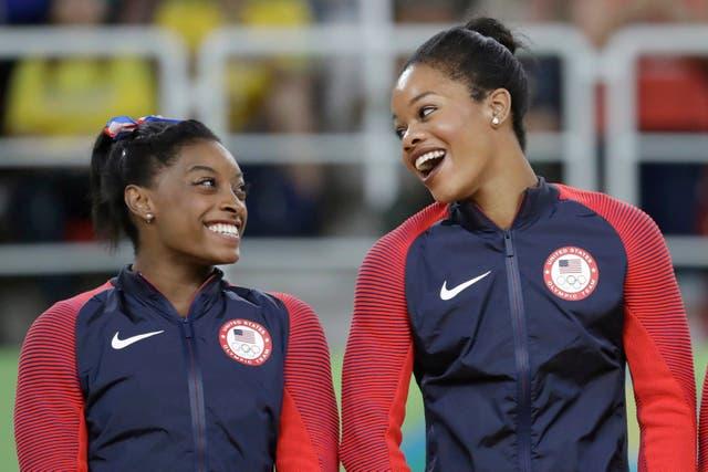 The Simone and Gabby Effect Olympics