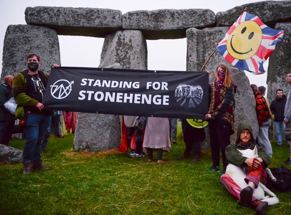 <p>The campaigners had brought a judicial review against the government's approval of the project</p>