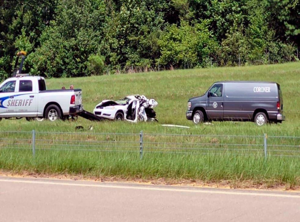 Deputy Killed Traffic Louisiana