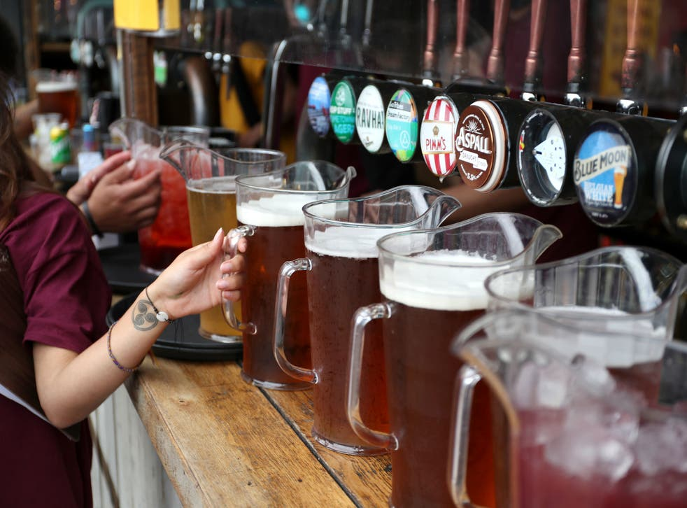 <p>Drivers responsible for 40 per cent of UK beer deliveries could strike amid a pay dispute</p>