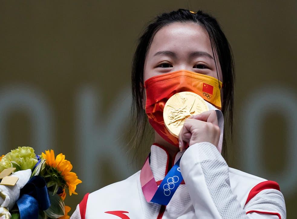 Tokyo Olympics Shooting