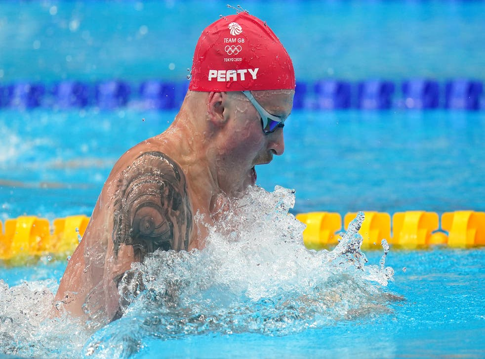 <p>Adam Peaty took gold in the 100m breaststroke</p>