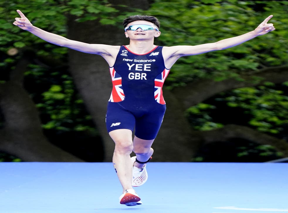 Team GB triathletes confident of medal push in bid to ...