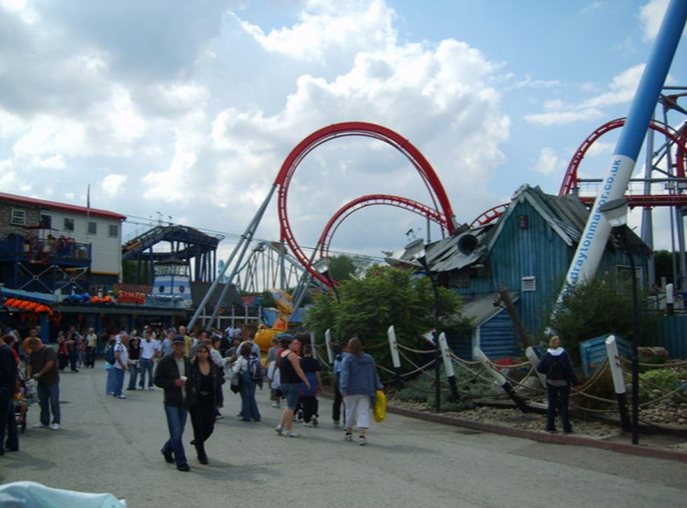 <p>Drayton Manor Park previously accepted liability for the accident</p>
