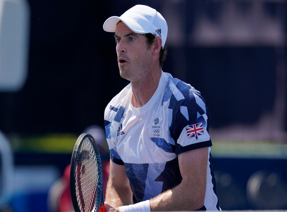<p>Andy Murray and Joe Salisbury lost in the men's tennis doubles at the Olympics</p>
