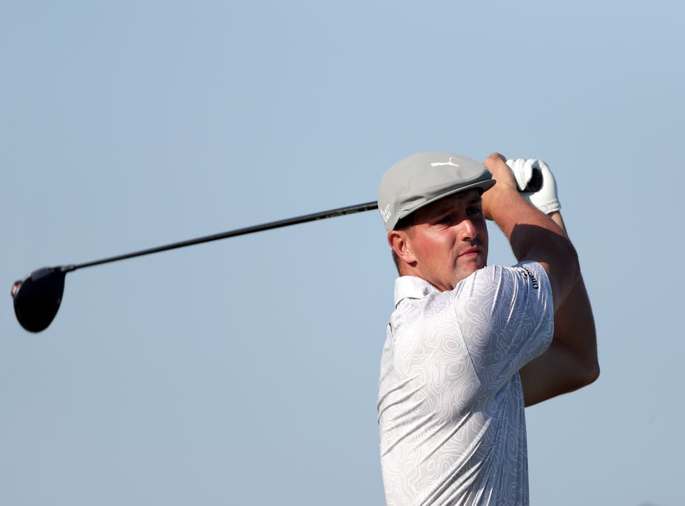 <p>Bryson DeChambeau has been ruled out of the Tokyo Olympics after testing positive for Covid-19 (Richard Sellers/PA)</p>