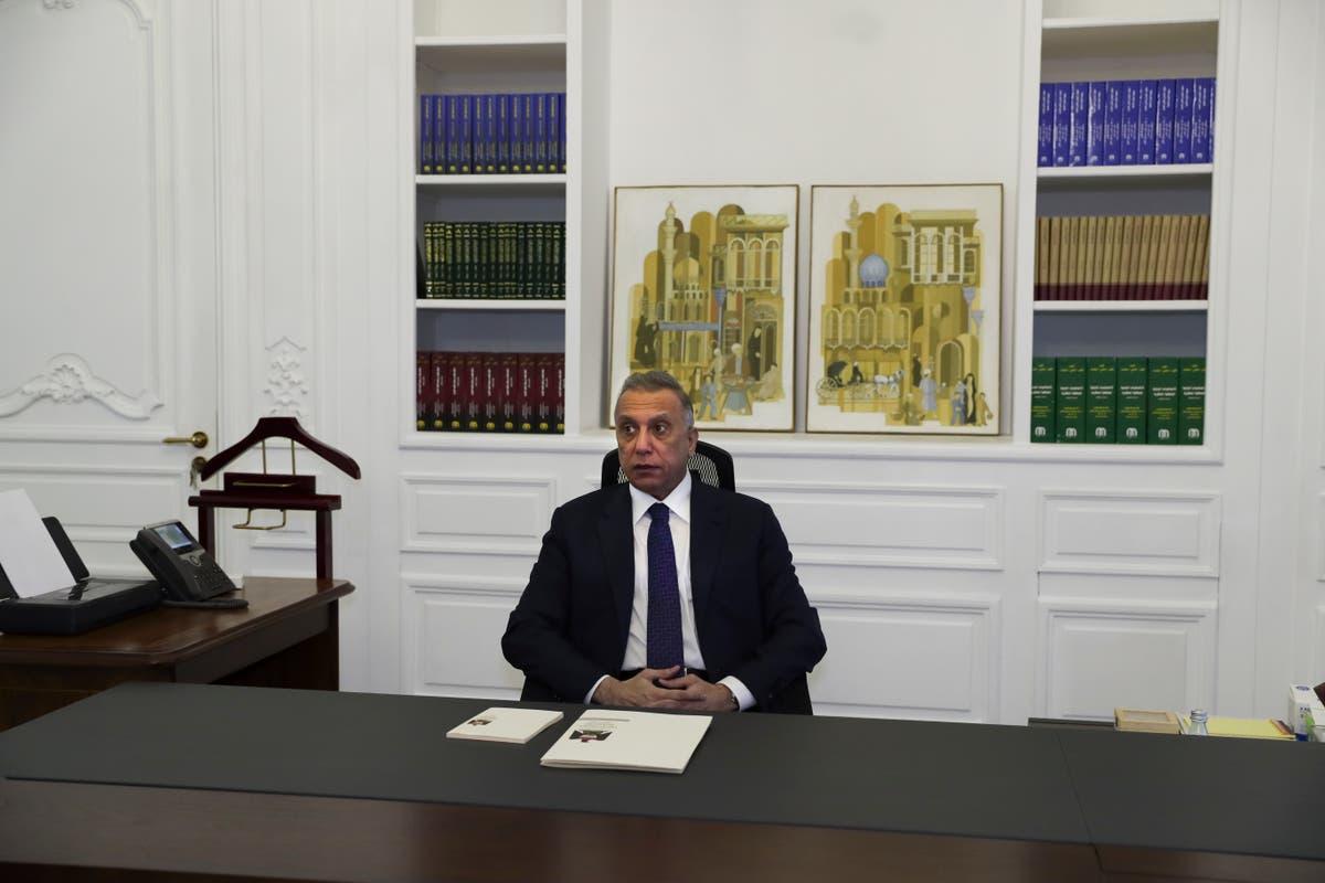 AP Interview: Premier: Iraq doesn