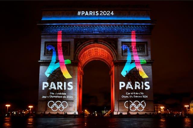 <p>París acogerá los próximos Juegos Olímpicos en 2024</p>
