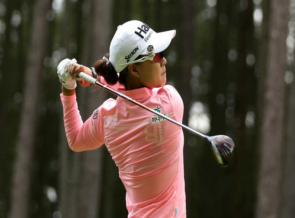 Australia's Minjee Lee won her first major title in the Evian Championship (Steven Paston/PA)