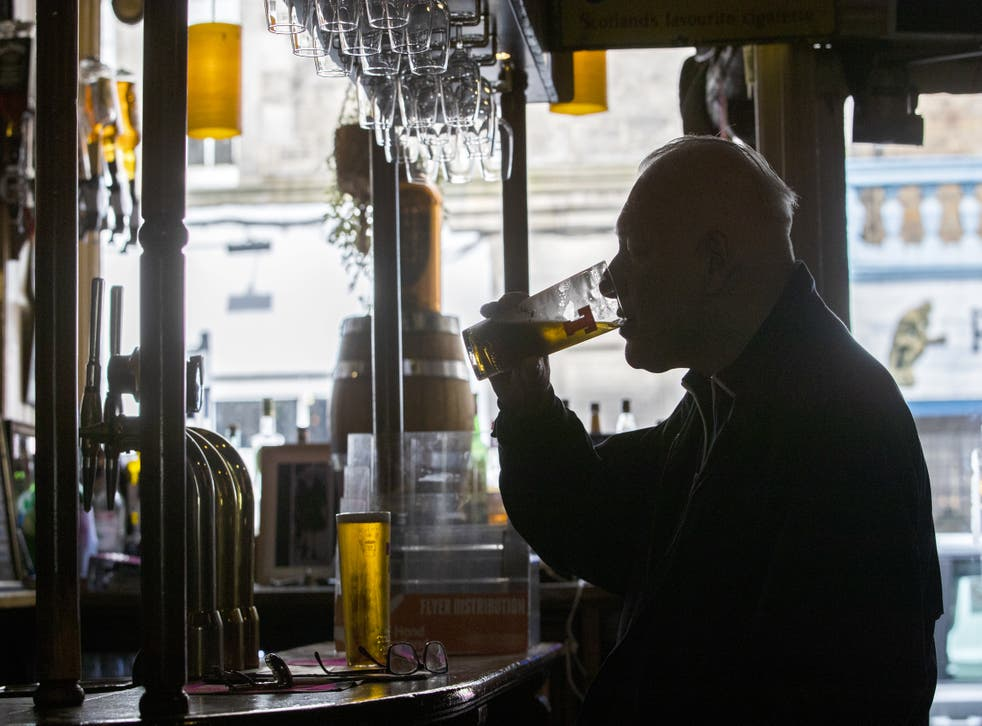 Covid and Brexit have impacted the number of EU workers in hospitality. (Jane Barlow/PA)