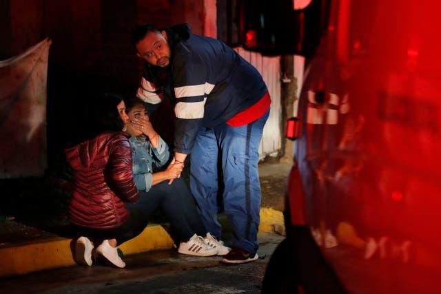 MEXICO-VIOLENCIA DEL NARCO