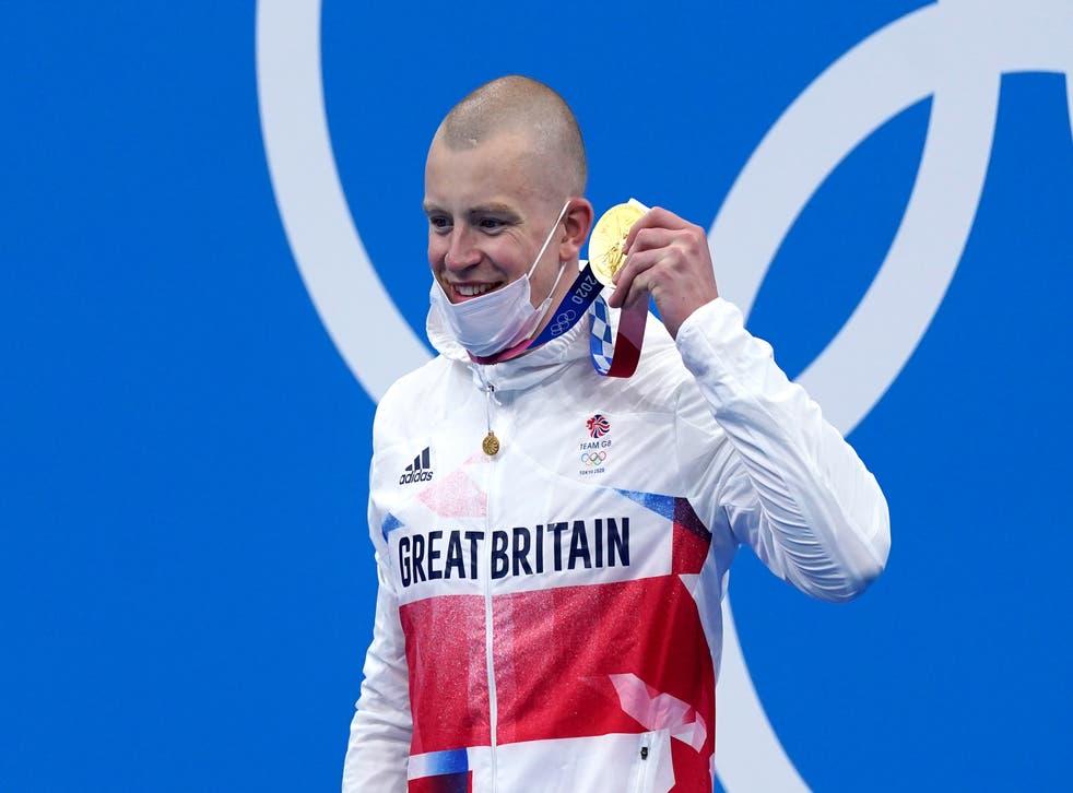 <p>Adam Peaty is a double Olympic champion (Adam Davy/PA)</p>