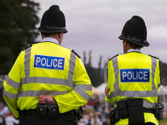 <p>Stop and search became a focus during last year's Black Lives Matter protests</p>