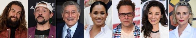 Celebrity Birthdays - Aug. 1-7