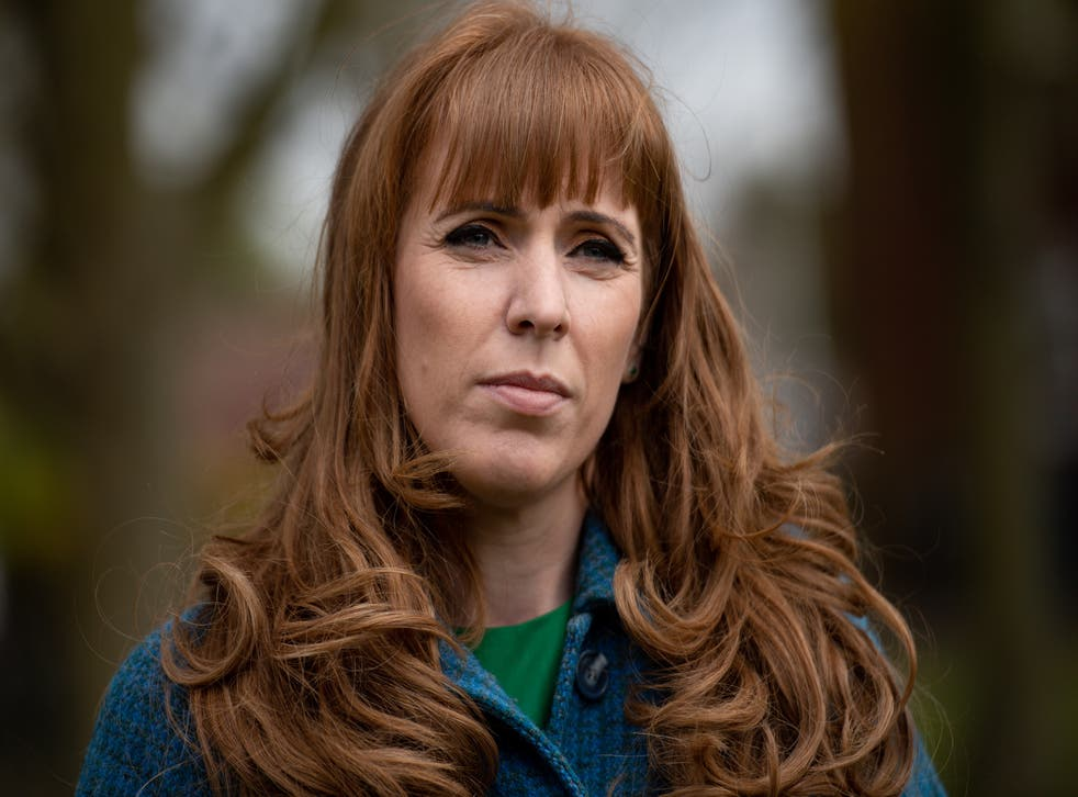 <p>Labour deputy leader Angela Rayner </p>