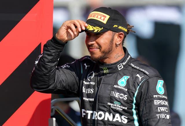 <p>The boss of the Saudi Arabia GP is prepared to meet with Lewis Hamilton (Tim Goode/PA)</p>