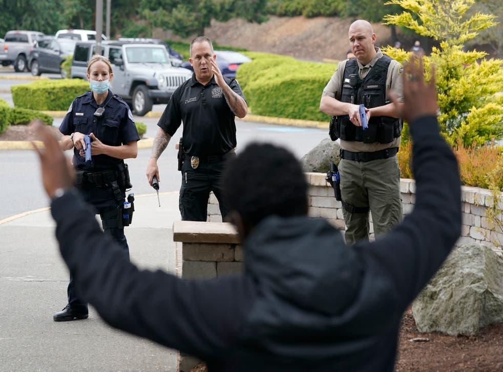 Police Reform Washington State