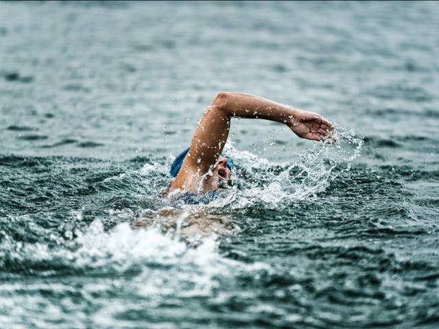 <p>People planning to go open water swimming must be aware of the risks involved in order to stay safe</p>