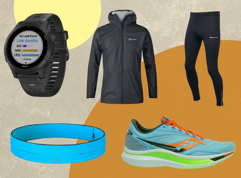 <p>Achieve your goals and get outside with this handy equipment list</p>