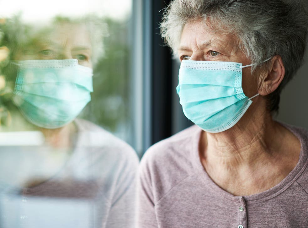 <p>Feelings of loneliness among the elderly have soared during the pandemic</p>