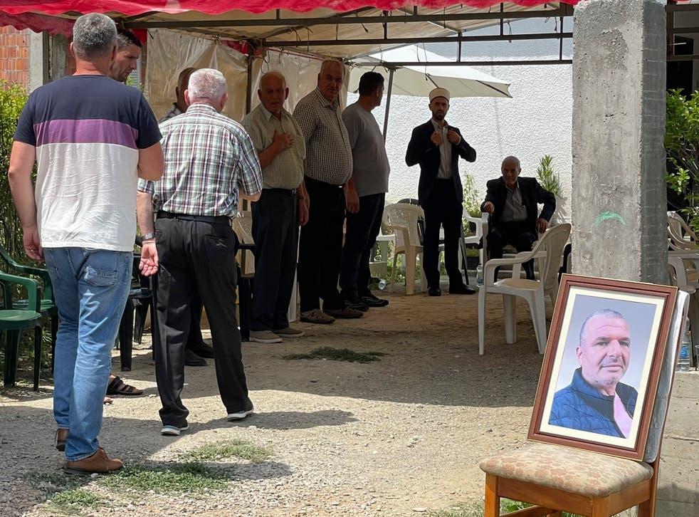 KOSOVO-ACCIDENTE DE AUTOBUS