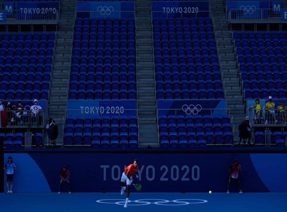 Tokyo Olympics Overcoming the Quietness
