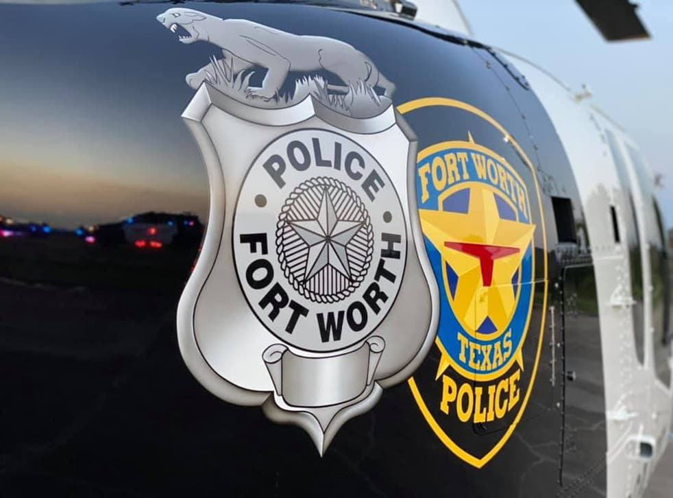 <p>Fort Worth Police Department</p>