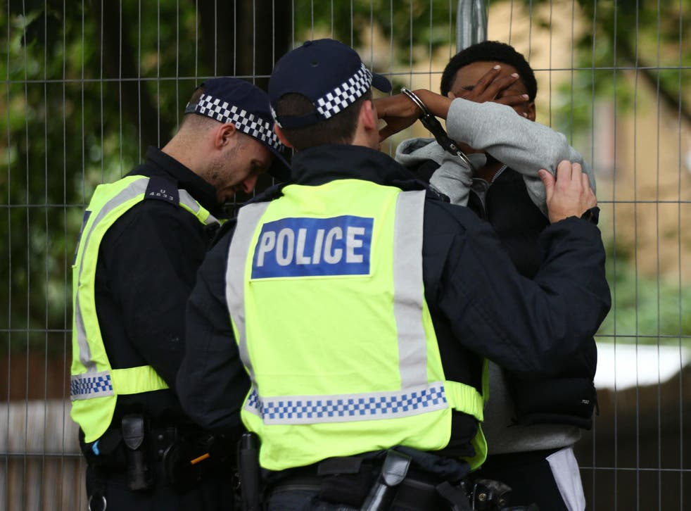 <p>The Home Office admitted enhanced stop and search powers would adversely affect black people </p>