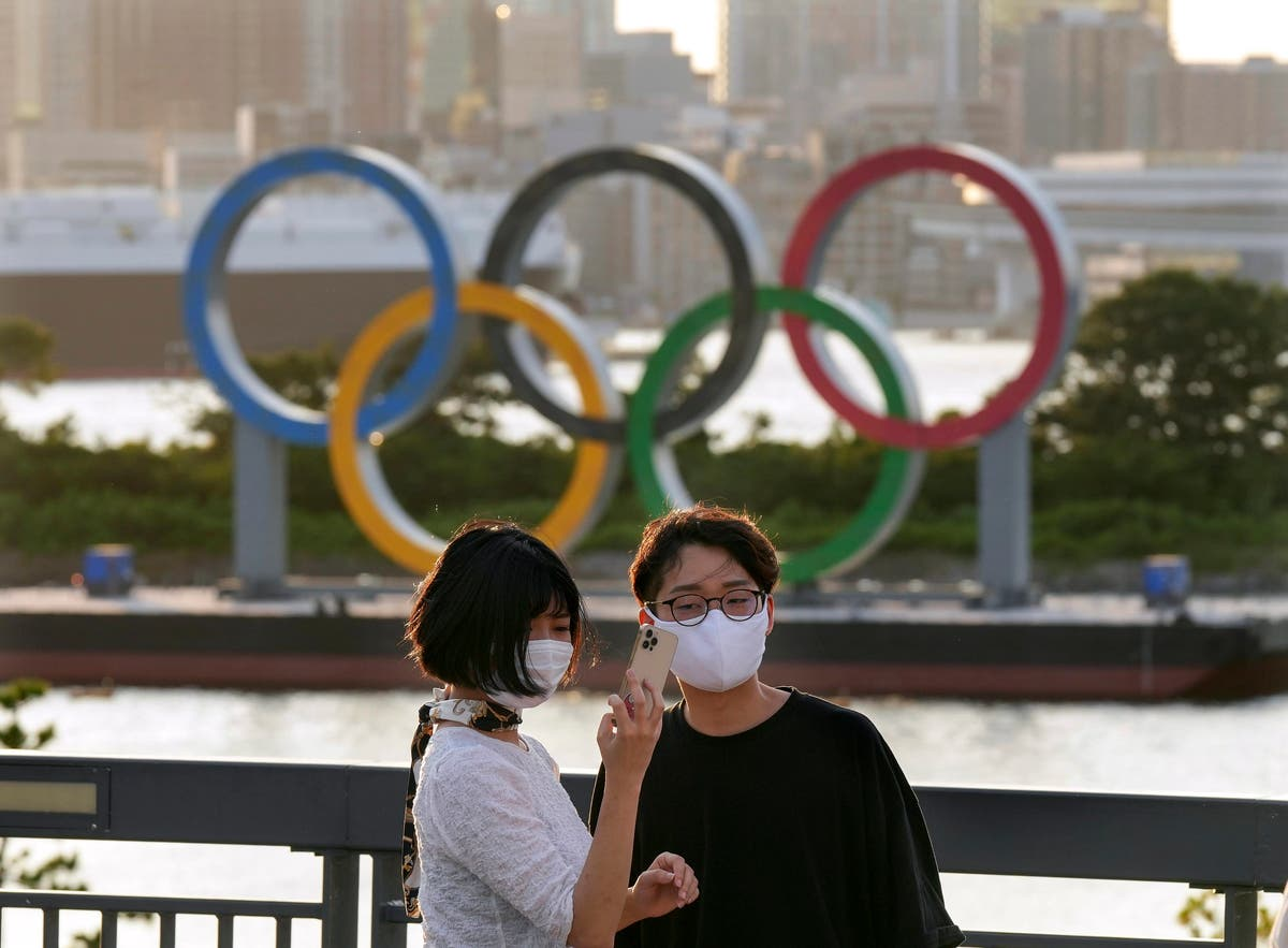 Tokyo reports record daily Covid cases as virus spreads in Olympic host city